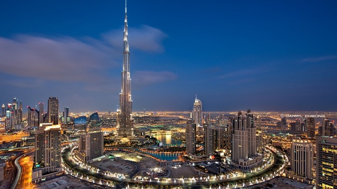Dubai se xay thap cao hon toa nha cao nhat the gioi hinh anh 1