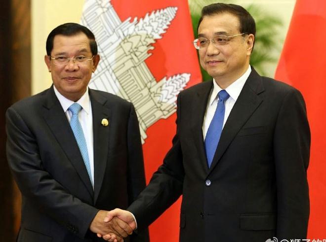 Chuyen gia Campuchia: TQ troi day co loi cho Phnompenh hinh anh
