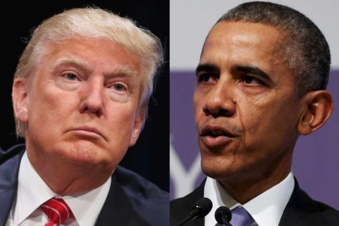 Obama du doan Trump khong the lam tong thong My hinh anh 1