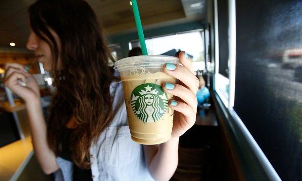 Starbucks bi kien vi bo qua nhieu da trong do uong hinh anh