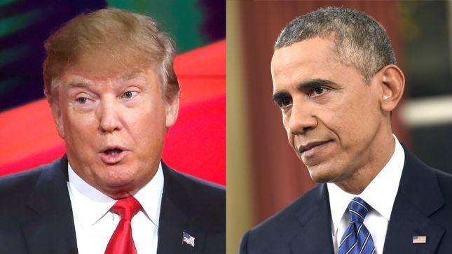 Obama canh bao ngoi sao truyen hinh thuc te Donald Trump hinh anh
