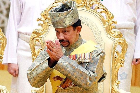 Bo suu tap sieu xe ty do cua quoc vuong Brunei hinh anh 3