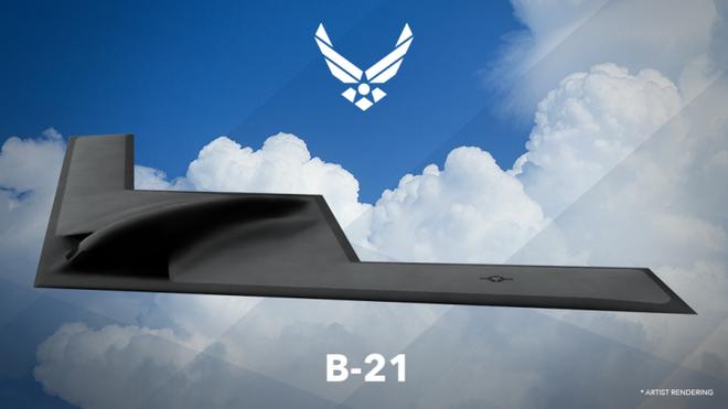 May bay B-21 co the vuot qua moi he thong phong khong hinh anh 1