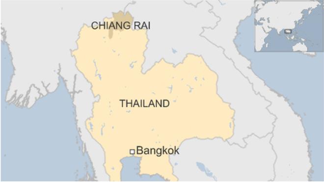 Chay ky tuc xa o Thai Lan, 17 nu sinh thiet mang hinh anh 1