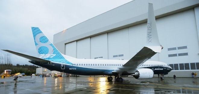 Ben trong Boeing ma VN vua mua duoi su chung kien cua Obama hinh anh 10