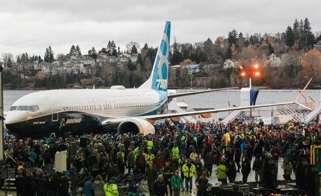 Ben trong Boeing ma VN vua mua duoi su chung kien cua Obama hinh anh 11