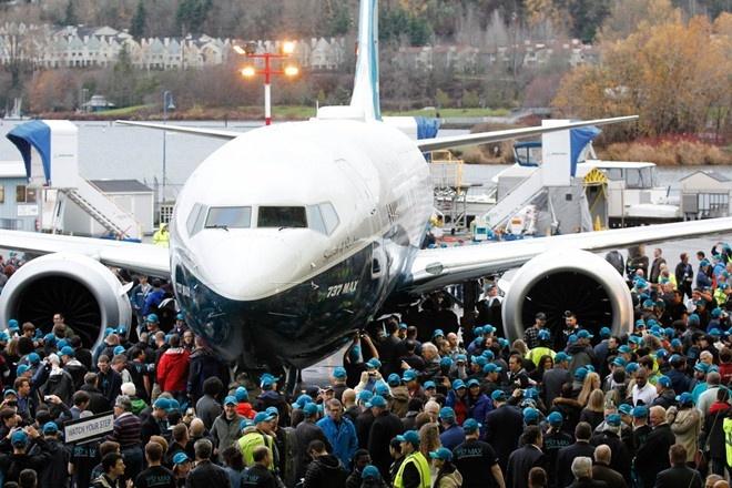 Ben trong Boeing ma VN vua mua duoi su chung kien cua Obama hinh anh 5