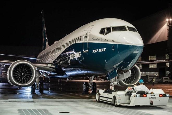 Ben trong Boeing ma VN vua mua duoi su chung kien cua Obama hinh anh 6