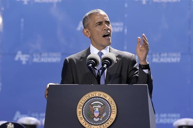 Obama: My da di qua xa trong chien tranh Viet Nam hinh anh 1