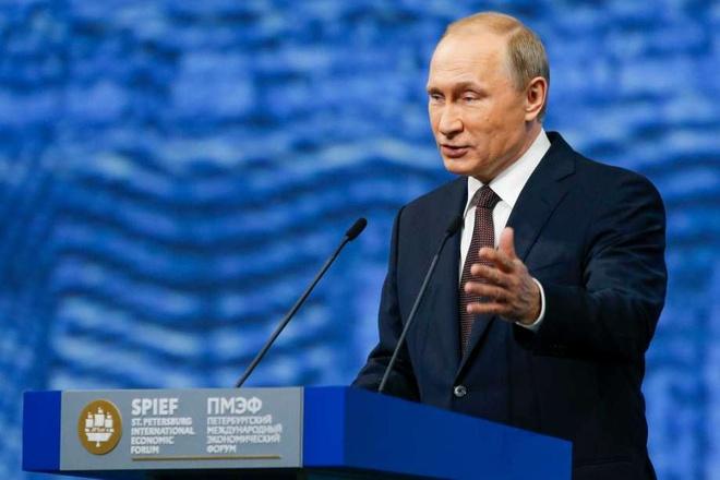 Putin: My la sieu cuong duy nhat hien nay hinh anh 1