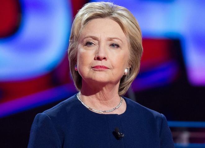 Ba Clinton can nhac ung vien pho tong thong hinh anh