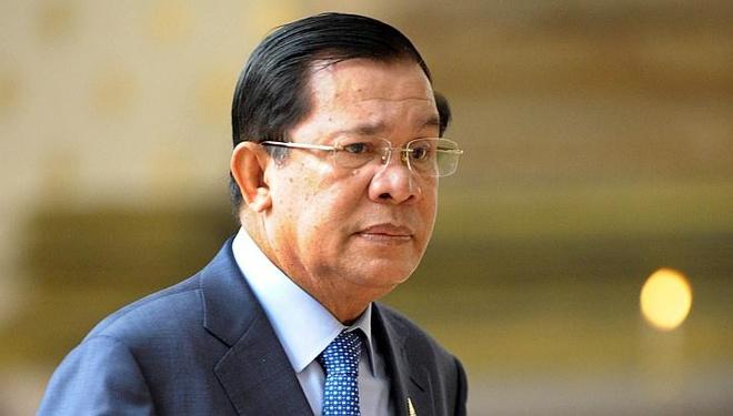 Dang cam quyen Campuchia chon khong ung ho phan quyet Toa TT hinh anh 1