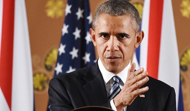 Obama canh bao 'hon loan' hau Brexit hinh anh