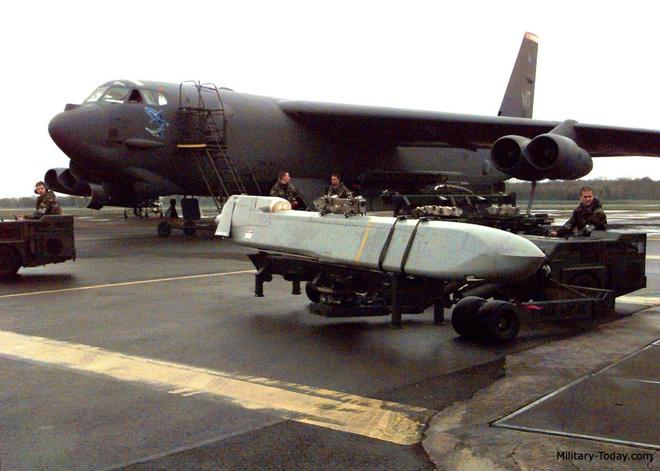 Ten lua nguy hiem nhat cua may bay B-52 hinh anh 3