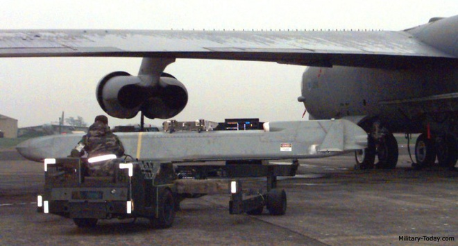 Ten lua nguy hiem nhat cua may bay B-52 hinh anh 5