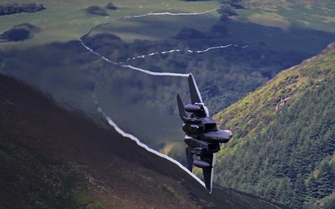 Tiem kich F-15 Eagle cua My anh 2