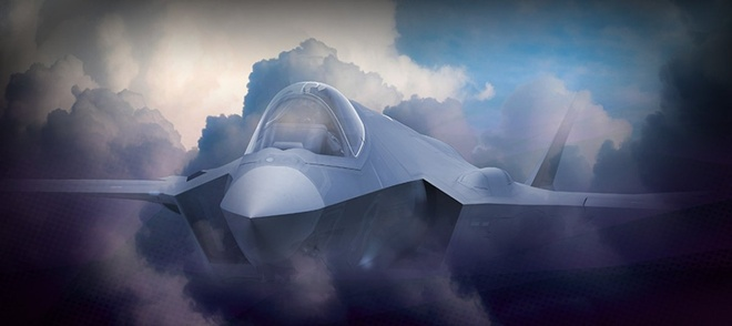 Tiem kich tang hinh F-35 anh 1