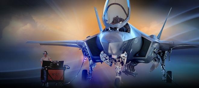 Tiem kich tang hinh F-35 anh 5