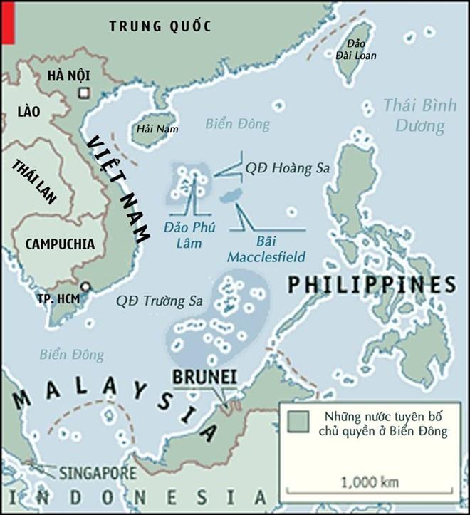 Trung Quoc co the dang rut ten lua HQ-9 khoi dao Phu Lam hinh anh 2