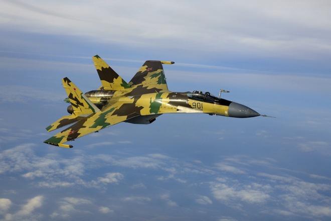Nga ban Su-35 cho Trung Quoc anh 1