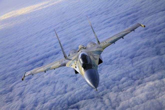 Trung Quoc chinh thuc mua 24 tiem kich Su-35 cua Nga hinh anh