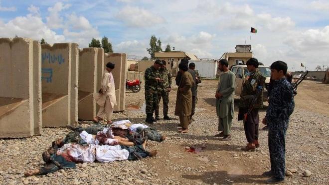 Commandos Taliban, moi hiem hoa moi o Afghanistan hinh anh 3