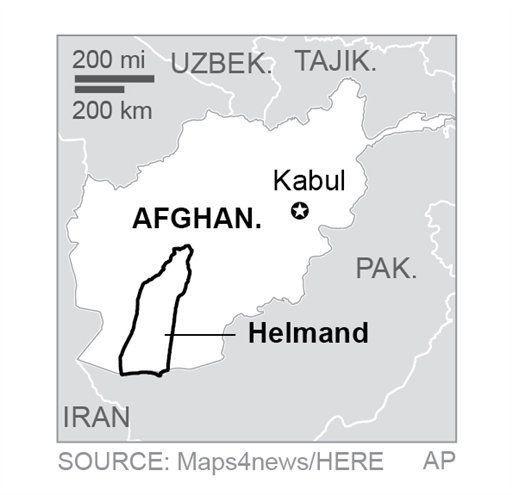 Commandos Taliban, moi hiem hoa moi o Afghanistan hinh anh 2