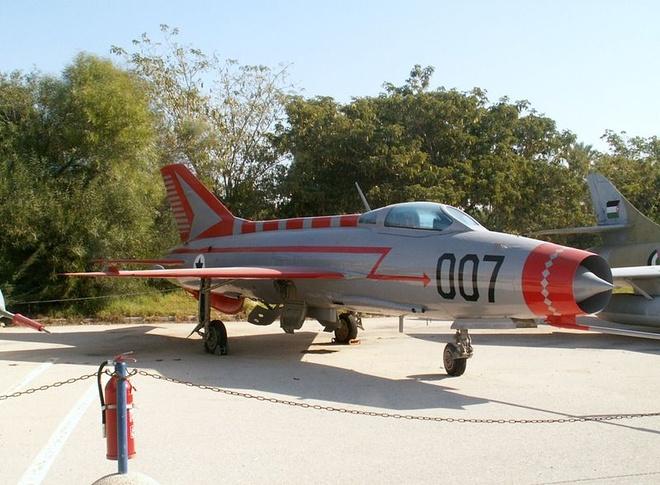 Cuoc dao tau cua MiG-21 Iraq sang Israel 50 nam truoc hinh anh 2
