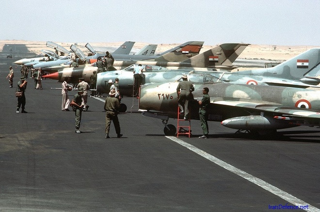 Cuoc dao tau cua MiG-21 Iraq sang Israel 50 nam truoc hinh anh 1