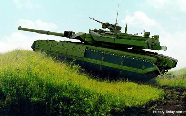 T-84 Yatagan dinh cao cua xe tang Ukraine hinh anh