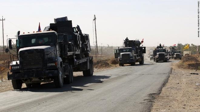 Iraq don luc tan cong thanh tri cuoi cung cua IS hinh anh 1