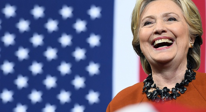 FBI 'giai oan' cho Clinton 2 ngay truoc bau cu hinh anh