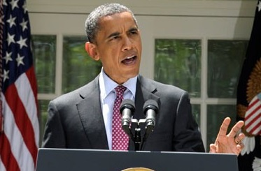 Tong thong Obama hua chuyen giao quyen luc trong hoa binh hinh anh