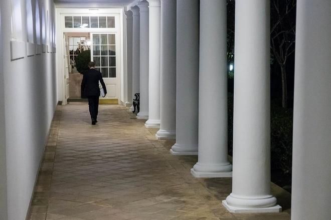 Trump co the lam thay doi quan diem lich su ve Obama hinh anh 3