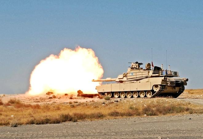 My nang cap M1 Abrams thanh sieu tang doi pho T-14 hinh anh