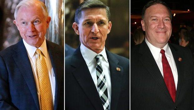 ba manh ghep trong co may Trump anh 1