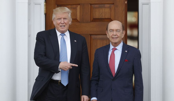 Trump nham cac ty phu lam thanh vien noi cac hinh anh 1