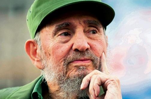 lanh tu cuba Fidel Castro qua doi anh 2