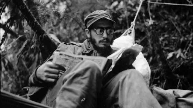 lanh tu cuba Fidel Castro qua doi anh 3