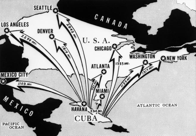 Fidel Castro va cuoc khung hoang ten lua nam 1962 hinh anh 3