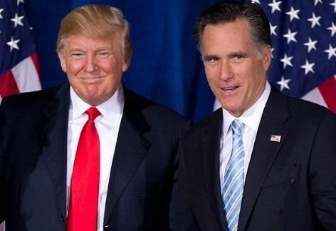 Co van Trump phan doi kich liet ung vien Ngoai truong Romney hinh anh