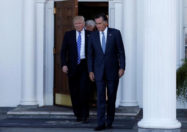 Co van Trump phan doi kich liet ung vien Ngoai truong Romney hinh anh 2