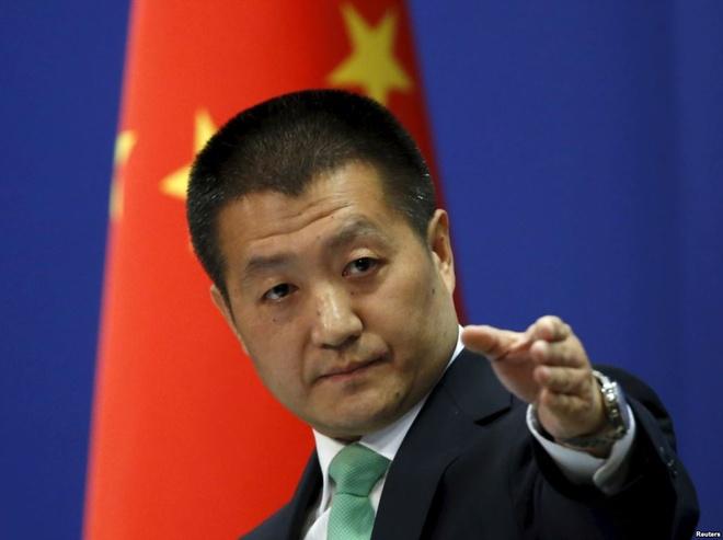 Trung Quoc noi van duy tri lien lac voi Trump hinh anh