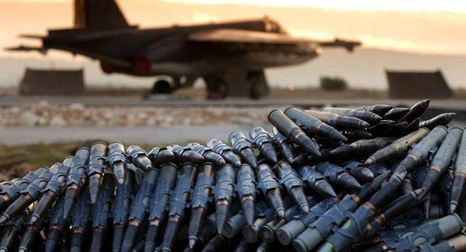 Nga da chuyen hon 710.000 tan vu khi den Syria hinh anh
