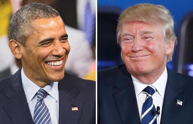 Trump noi dang lam quen va 'thuc su thich' Obama hinh anh