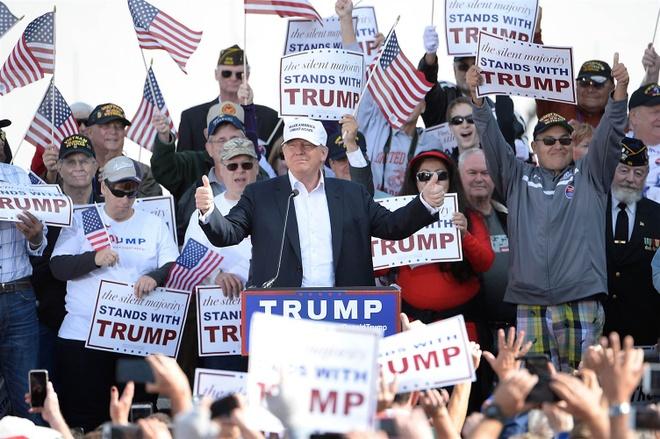Trump van thang o Wisconsin sau kiem phieu lai hinh anh 1