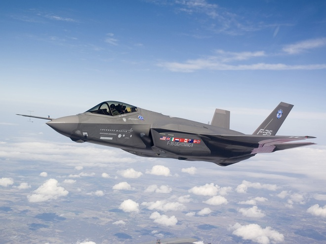 Cuoc dua F-35 va J-20: Ke tam lang, nguoi nua can hinh anh 1