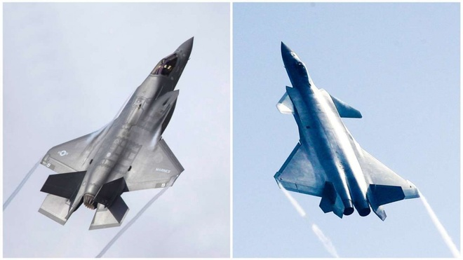 Cuoc dua F-35 va J-20: Ke tam lang, nguoi nua can hinh anh