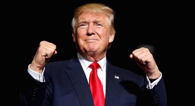 Trump chinh thuc chien thang trong bau cu tong thong My hinh anh