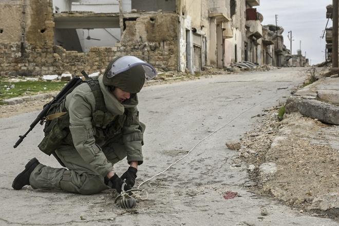 giai phong Aleppo anh 8